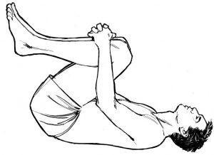 rocking knees sciatica paint treatment